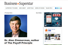 Dr. Z on Business Superstar