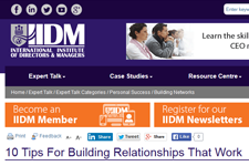 Dr. Z on IIDM