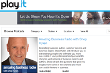 Dr. Z on Amazing Business Radio
