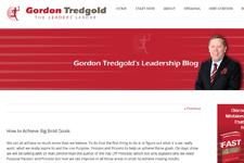 Dr. Z on Gordon Tredgold's Blog