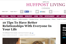 Dr. Z on Huffington Post Canada