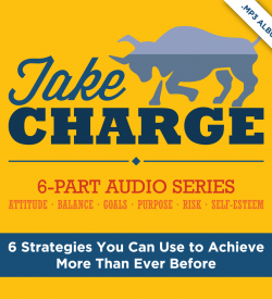 Take Charge by Dr. Alan Zimmerman