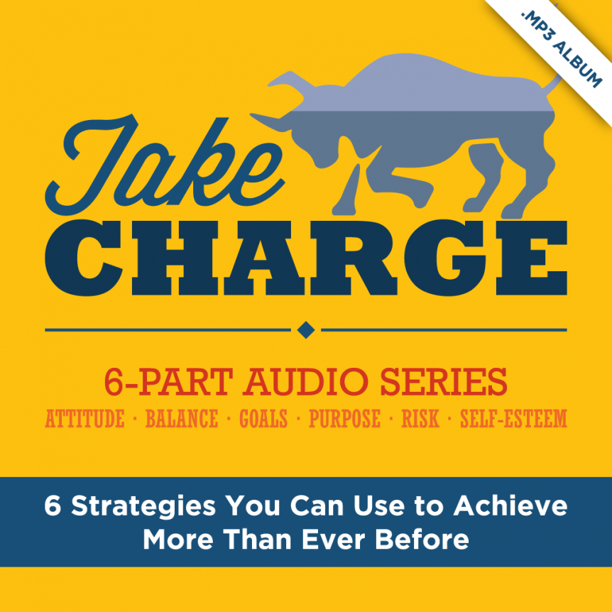 Take Charge by Dr. Alan Zimmerman