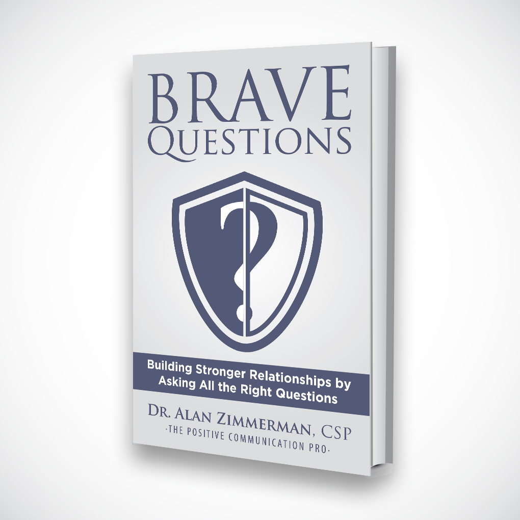 Brave Questions by Dr. Alan Zimmerman