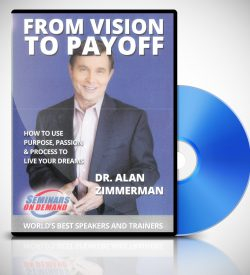from vision to payoff dvd